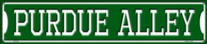 Purdue Alley Wholesale Novelty Metal Street Sign ST-1101