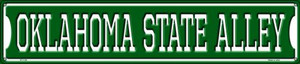 Oklahoma Alley Wholesale Novelty Metal Street Sign ST-1103