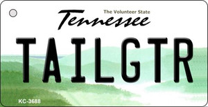 Tailgtr Tennessee Wholesale Novelty Metal Key Chain KC-3688