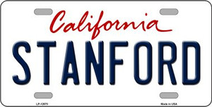 Stanford Wholesale Novelty Metal License Plate LP-12670