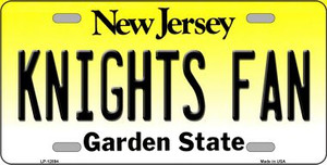 Knights Fan Wholesale Novelty Metal License Plate LP-12894
