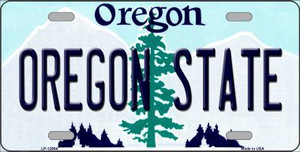 Oregon State Wholesale Novelty Metal License Plate LP-12984