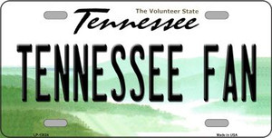 Tennessee Fan Wholesale Novelty Metal License Plate LP-13024