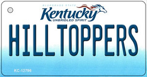 Hilltoppers Wholesale Novelty Metal Key Chain KC-12796