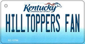 Hilltoppers Fan Wholesale Novelty Metal Key Chain KC-12798