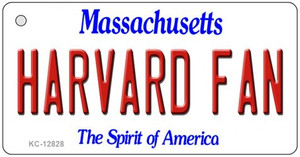 Harvard Fan Wholesale Novelty Metal Key Chain KC-12828