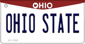 Ohio State Wholesale Novelty Metal Key Chain KC-12963