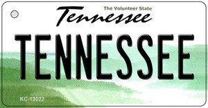 Tennessee Wholesale Novelty Metal Key Chain KC-13022