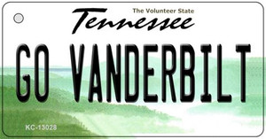 Go Vanderbilt Wholesale Novelty Metal Key Chain KC-13028