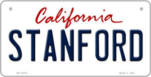 Stanford Wholesale Novelty Metal Bicycle Plate BP-12670