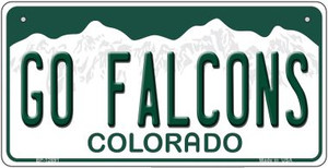 Falcons Fan Wholesale Novelty Metal Bicycle Plate BP-12692