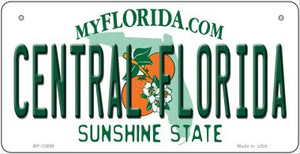 Central Florida Wholesale Novelty Metal Bicycle Plate BP-12699