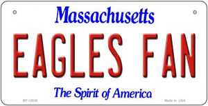 Eagles Fan Wholesale Novelty Metal Bicycle Plate BP-12826