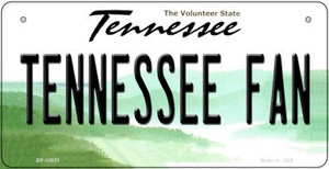 Tennessee Fan Wholesale Novelty Metal Bicycle Plate BP-13024