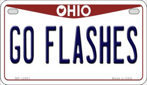 Go Flashes Wholesale Novelty Metal Motorcycle Plate MP-12961