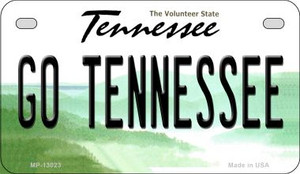 Go Tennessee Wholesale Novelty Metal Motorcycle Plate MP-13023
