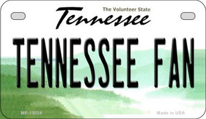 Tennessee Fan Wholesale Novelty Metal Motorcycle Plate MP-13024
