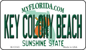 Key Colony Beach Florida Wholesale Metal Novelty Magnet M-13143