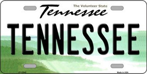 Tennessee Wholesale Novelty Metal License Plate LP-12042