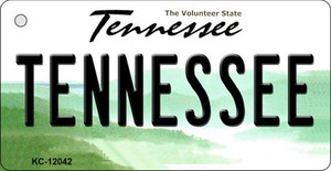 Tennessee Wholesale Novelty Metal Key Chain KC-12042