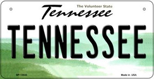 Tennessee Wholesale Novelty Metal Bicycle Plate BP-12042