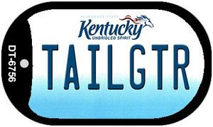 Kentucky Tailgtr Wholesale Novelty Metal Dog Tag Necklace DT-6756