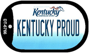 Kentucky Proud Wholesale Novelty Metal Dog Tag Necklace DT-6766