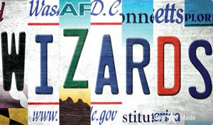 Wizards Strip Art Wholesale Novelty Metal Magnet M-13240