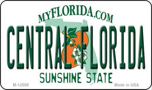 Central Florida Wholesale Novelty Metal Magnet M-12699