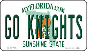 Go Knights Wholesale Novelty Metal Magnet M-12703