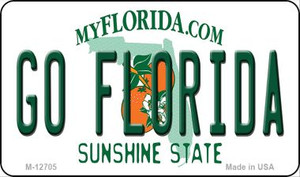 Go Florida Wholesale Novelty Metal Magnet M-12705
