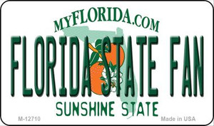 Florida State Fan Wholesale Novelty Metal Magnet M-12710