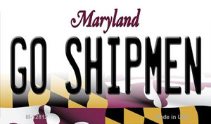 Go Shipmen Wholesale Novelty Metal Magnet M-12812