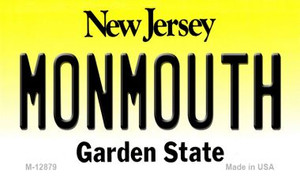 Monmouth Wholesale Novelty Metal Magnet M-12879