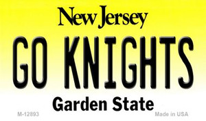 Go Knights Wholesale Novelty Metal Magnet M-12893
