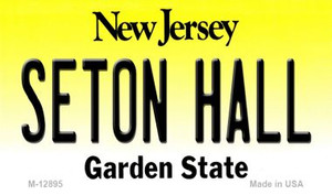 Seton Hall Wholesale Novelty Metal Magnet M-12895