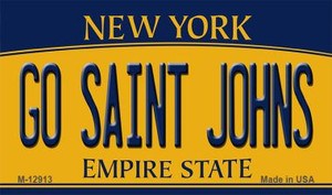 Go Saint Johns Wholesale Novelty Metal Magnet M-12913