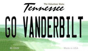Go Vanderbilt Wholesale Novelty Metal Magnet M-13028