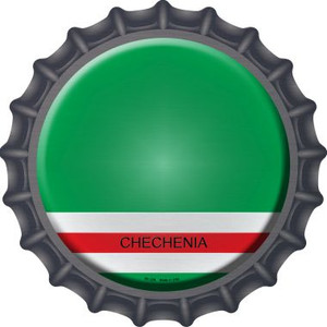 Chechenia Country Wholesale Novelty Metal Bottle Cap BC-230