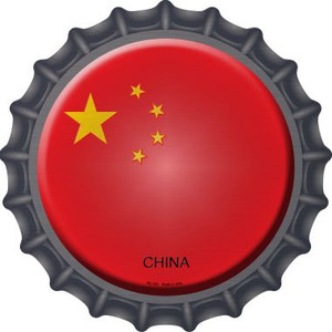 China Country Wholesale Novelty Metal Bottle Cap BC-232