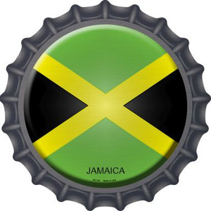 Jamaica Country Wholesale Novelty Metal Bottle Cap BC-307