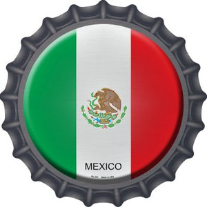 Mexico Country Wholesale Novelty Metal Bottle Cap BC-351