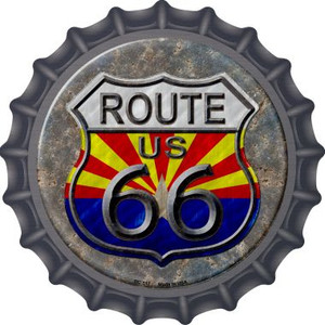Arizona Route 66 Wholesale Novelty Metal Bottle Cap BC-517