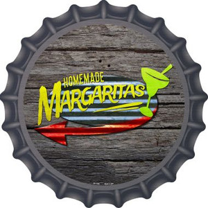 Homemade Margaritas Wholesale Novelty Metal Bottle Cap BC-1085