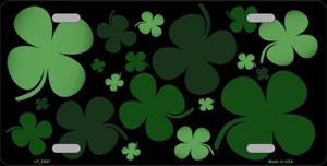 Clovers Wholesale Metal Novelty License Plate LP-6887