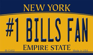 Go Bills Wholesale Novelty Metal Magnet M-13451