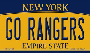 Go Rangers Wholesale Novelty Metal Magnet M-13461