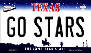 Go Stars Wholesale Novelty Metal Motorcycle Plate MP-13521