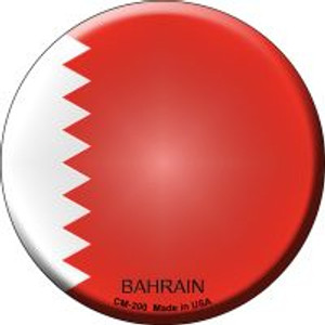 Bahrain Country Wholesale Novelty Metal Mini Circle Magnet CM-200