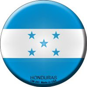 Honduras Country Wholesale Novelty Metal Mini Circle Magnet CM-293